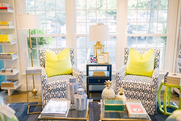 At Adel, locally owned and located in Chevy Chase, the collection of designer home dcor fabrics is outstanding.