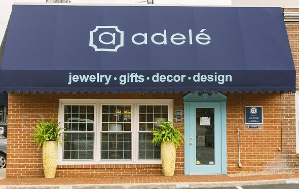 Adele in Chevy Chase features gifts, costume jewelry and home dcor and also offers boutique interior design services.